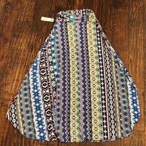 Maxi skirt from Stitch Fix.
